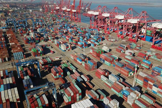 南京海关:一季度江苏实现进出口9960亿元