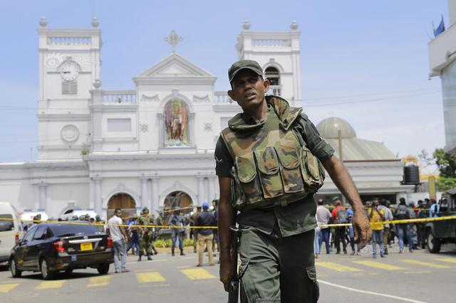 斯里兰卡系列爆炸逾200人遇难