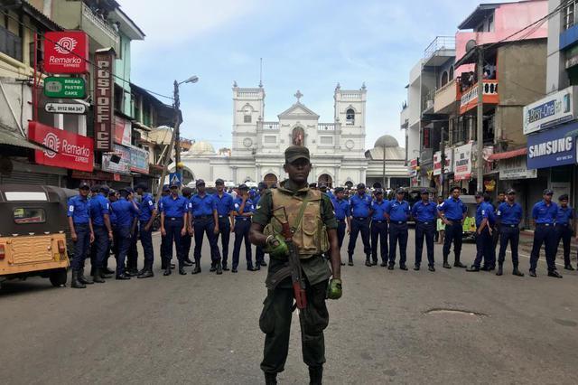 斯里兰卡之殇!800人伤亡惨案的幕后黑手NTJ啥来头