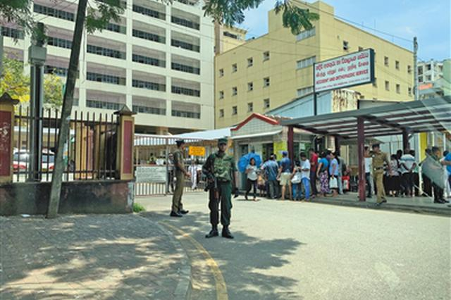 """ISIS""组织宣称对斯里兰卡爆炸负责"