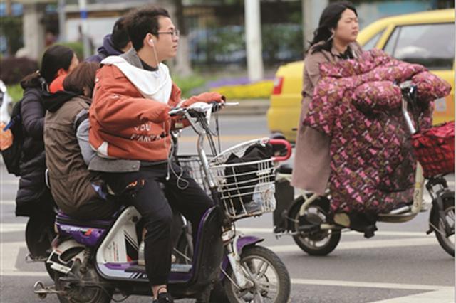 """南京气温""""跳水""""11℃ 五一长假全省天气可能都不错"""