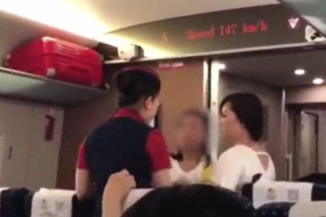 高铁乘客拒检票气哭乘务员?武汉铁路局:正在核实