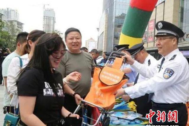 江苏警方去年以来查处经济案件涉案总额1134亿余元