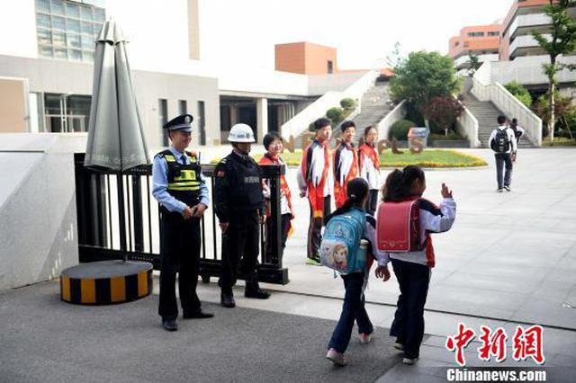 江苏校园刑事治安案件连续8年处于低发水平