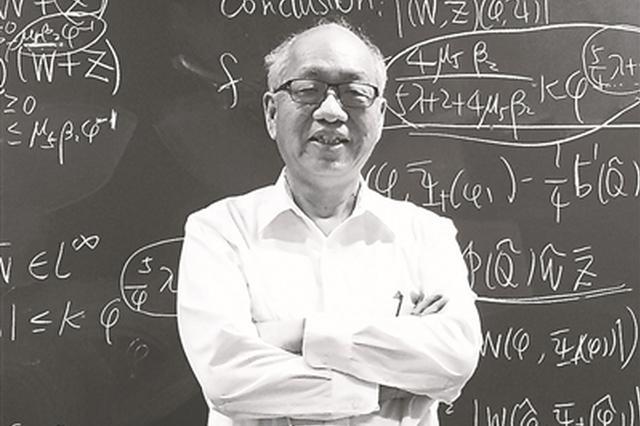 著名数学家丘成桐:期待江苏发展得更快一些
