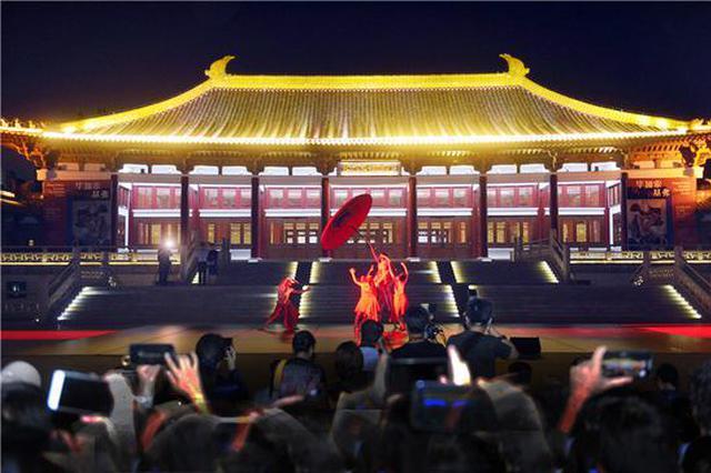 """在博物馆遇见新中式,省内9家博物馆今晚同开""""夜场"""""""
