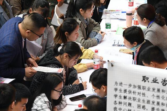 前4月江苏新增城镇就业超50万人 完成全年目标42.2%
