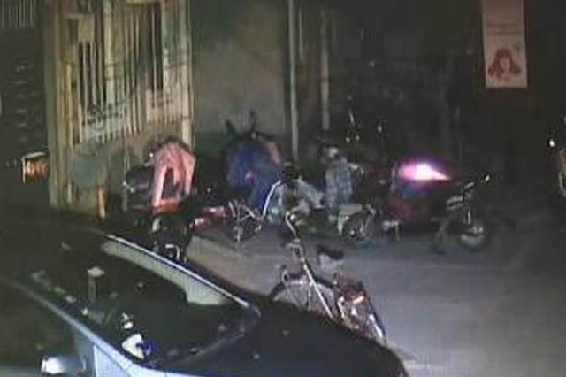 扬州江都4·25电动车致人死亡案嫌疑人被抓获