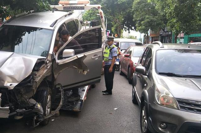 深圳致3死肇事司机曾患癫痫 媒体:倒查是谁体检的