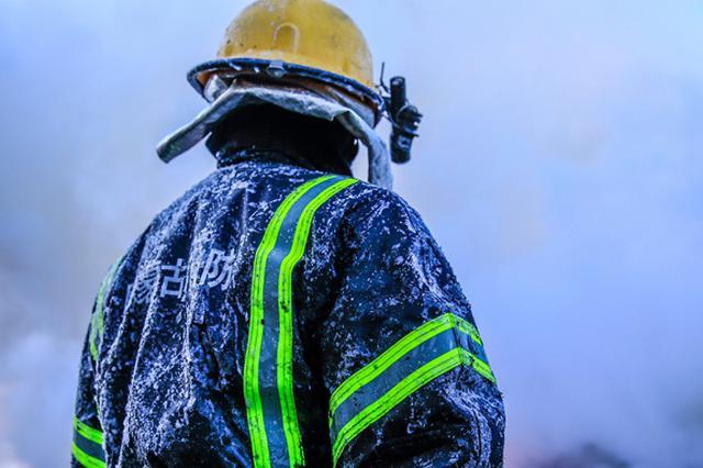 5·24金鹰失火案 5名施工员被刑拘