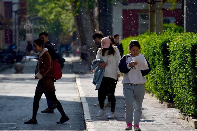 """未来一周江苏的天气很温柔 多云""""霸屏""""没有高温"""