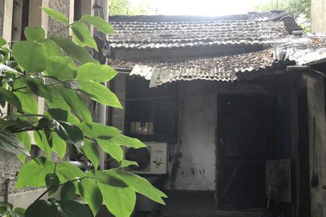 """南京10余平米棚户房号称""""双学区"""" 单价炒到17万/平"""