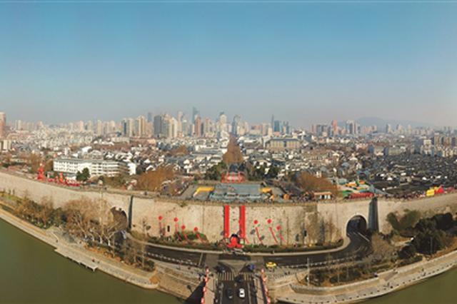 中华门瓮城保护与展示工程设计方案公示 长干桥变景观桥