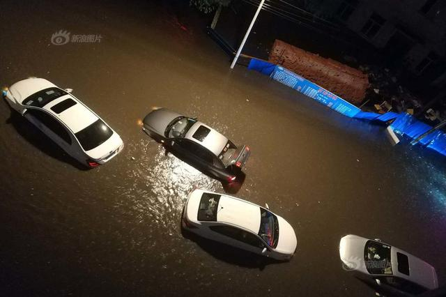 南京主城36处积淹水点将整治改造 力保平稳度汛