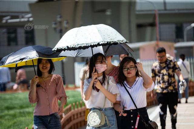 南京未来三天好天气 最高气温33℃到34℃