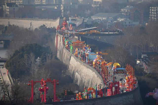 南京计划长干桥改步行桥 保护中华门瓮城