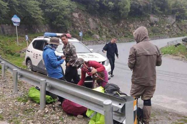 7名驴友穿越卧龙1人死 网上仍有人组织违规穿越
