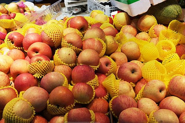 商务部:上周梨、苹果价格上涨 西瓜、香蕉等价格下降