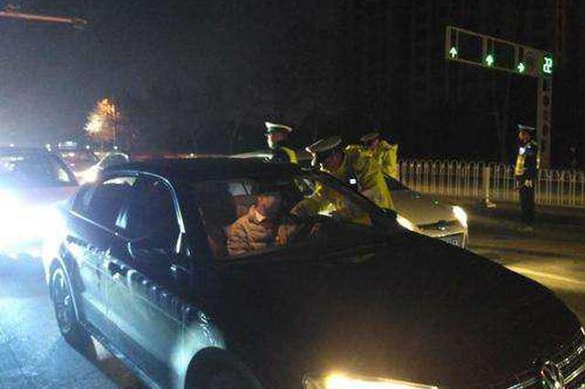 南京上半年酒驾情况:网约车驾驶人占半壁江山
