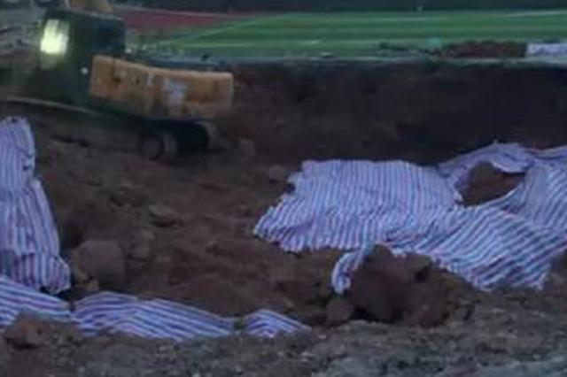 湖南操场埋尸案疑犯 曾在国企工作 有三四段婚姻