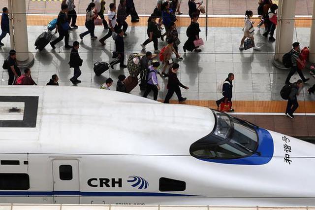 铁路暑运正式启动 7月10日起将实施新列车运行图