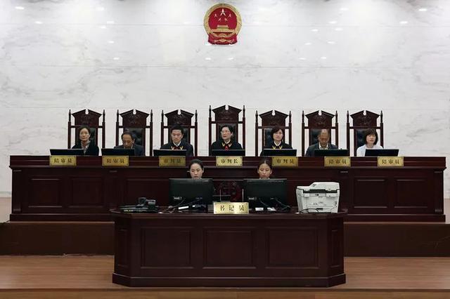 南京资源环境法庭受理挂牌运行后第一案