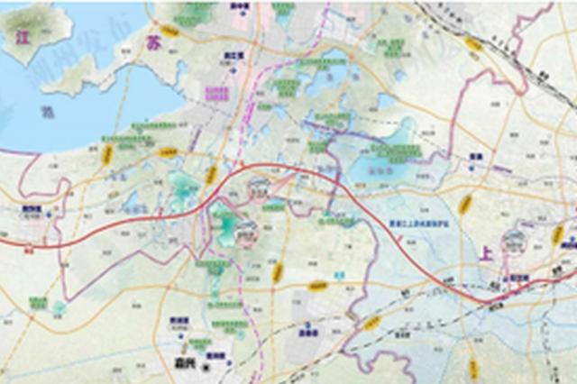 上海经苏州至湖州铁路首次环评公示 设6个站