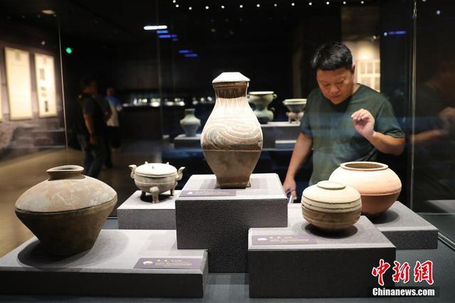 北戴河秦行宫遗址博物馆免费开放