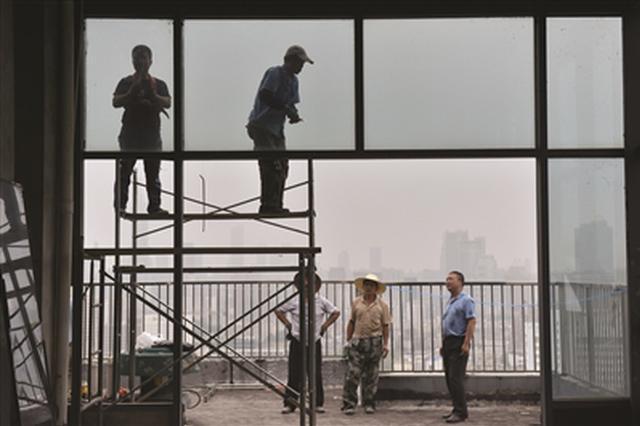 """南京""""最牛最高""""违建拆除遇难题"""