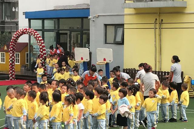 南京拟认定22所民办惠民幼儿园