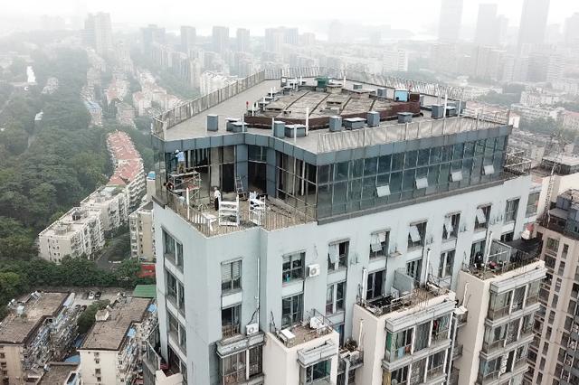"""南京""""最牛最高""""违建将拆:居民投诉10年 或花费百万"""