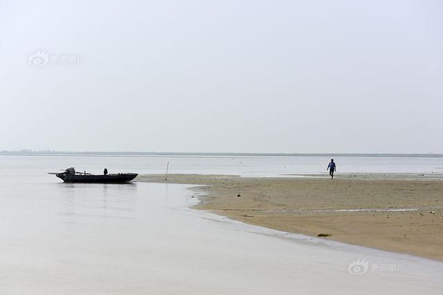 江苏发洪泽湖枯水黄色预警 水位仍呈下降趋势
