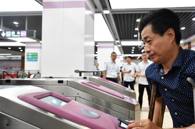 南京地铁4号线汇通路站停车场 预计8月底建成