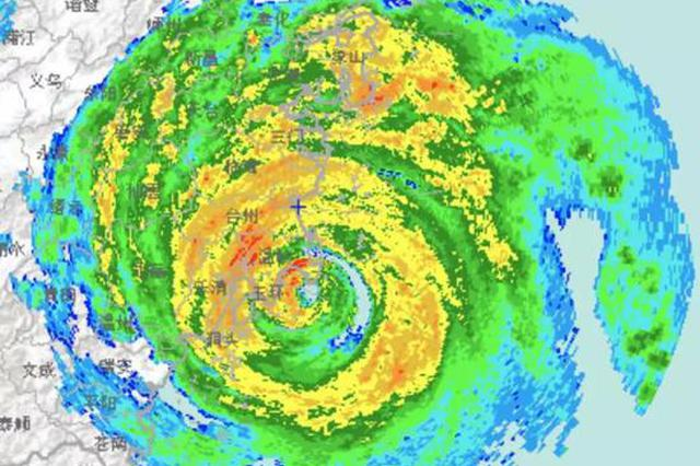 应急响应升级!台风利奇马今晚22时前后进入江苏
