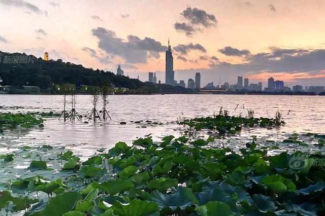 江苏一大波雨水即将上线 苏南明天最高气温只有23℃