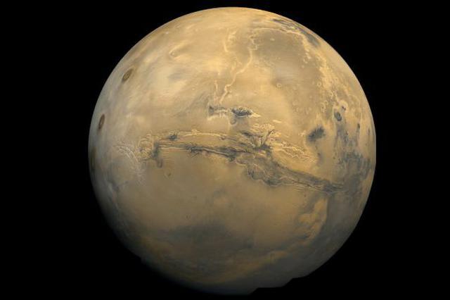 逾800万人报名将名字送上火星 中国有23万人参与该活动