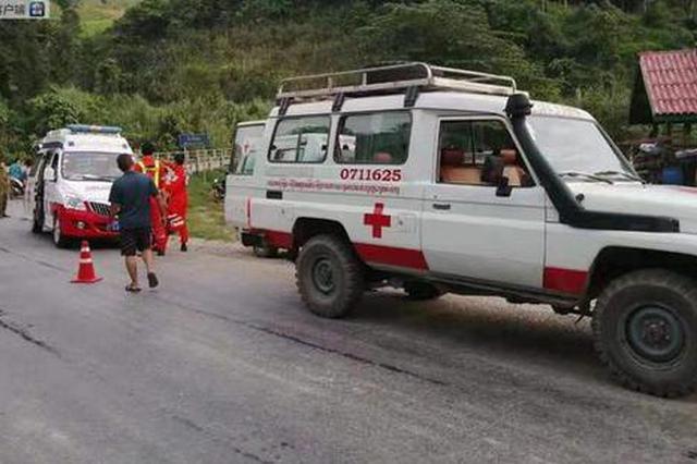 江苏旅行团老挝严重车祸:已造成约5人遇难14人失踪