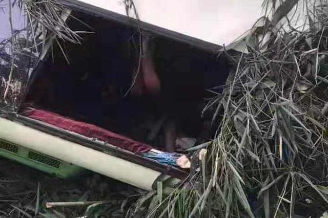 江苏旅行团在老挝发生严重车祸 已致14人死亡