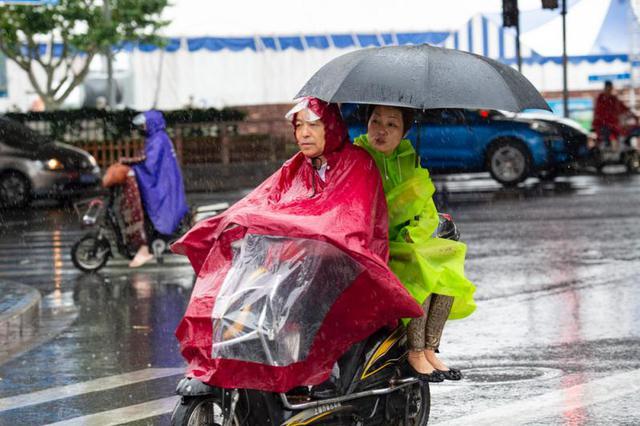 今起江苏迎来弱降雨 对出行影响不大