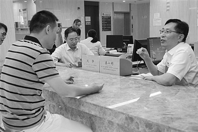 南京各区(新区)政务服务中心普设市人大代表联系点