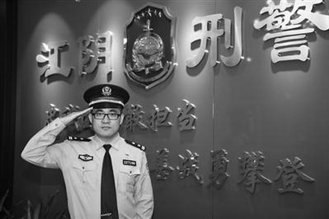 """打黑""""硬汉""""朱敏华 14年打掉黑恶犯罪分子1300多名"""