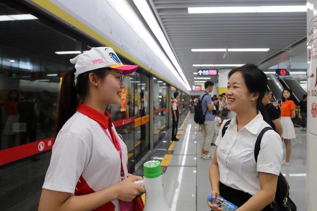 无锡地铁1号线南延线将开通 总里程突破60公里