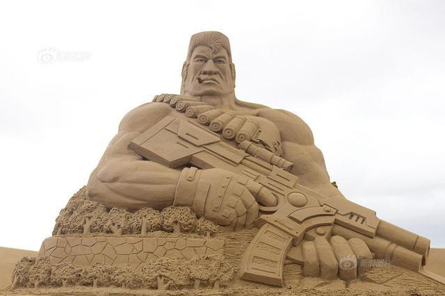 2019中国宿迁·骆马湖首届国际沙雕节游客破9万人次