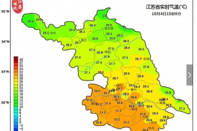 降温、降雨、大风冷空气来袭 今天最低温成明天最高温