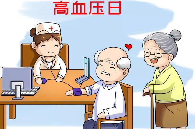 江苏省最新调查显示:四分之一成年人患高血压