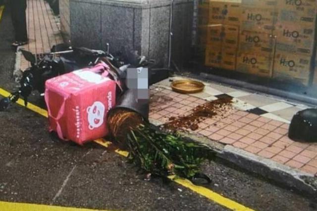 台湾外送员5天2死引关注 揭开台湾外卖产业扩张背后隐忧