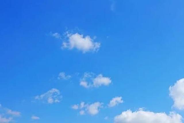 江苏天气:冷空气远走大晴天回归昼夜温差大