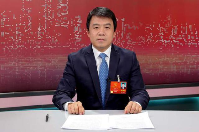 """史立军拟任江苏泰州市委书记 曾与三位书记""""搭班"""""""