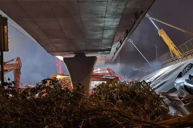 南京改造加固独柱墩桥梁 全面布控不停车查超载系统
