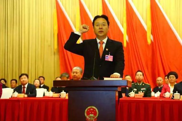今年5月由苏入津任职的倪斌当选天津武清区区长